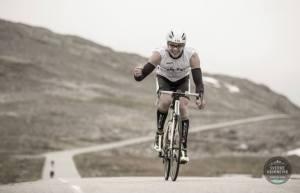 AXTRI på sykkel